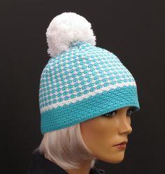 Dámská čepice R Jet For You #hat#blue#white Jet, Winter Hats, Blue And White, Fashion, Moda, Fashion Styles, Fashion Illustrations