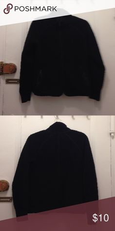 Old navy knobby texture fleece jacket Black old navy knobby texture fleece jacket - size medium. Worn only a few times. Similar to Patagonia knobby texture fleece jacket. Old Navy Jackets & Coats Utility Jackets