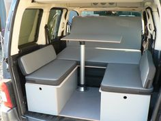 Mini camper conversion unit/caddy,berlingo,parner in Donegal, thumbnail 3