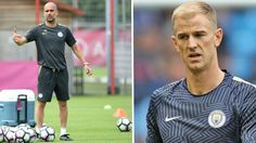 Joe Hart's 10-Year Career As A Manchester City Player Is Over