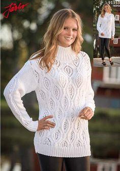 Lovely summer sweater.