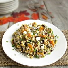 ... Wheat Berry's ) on Pinterest | Wheat berry salad, Berries and Squash