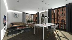SZUSZUdesign: With a view on docks  (www.szuszudeign.pl)