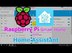 Raspberry Pi Projects: Raspberry Pi Smart Home Automation with Home Assistant
