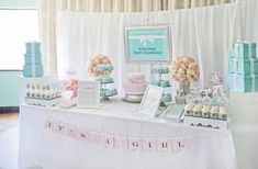 Welcoming Baby Izabelle! | CatchMyParty.com