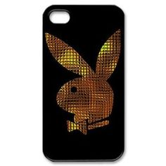Gold #Playboy Bunny iPhone 4/4S Case - http://getth.at/edqu4