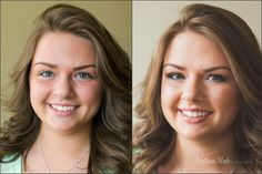 10 Make-up Tips Every Senior Should Know for Beautiful Senior Portraits- Before/After Makeup Artist Application-Lapeer-Michigan-Senior-Session