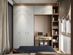 small bedroom tried true furniture arrangement hacks - Designs Bedroom