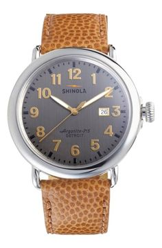 online shopping for Shinola Runwell Leather Strap Watch, from top store. See new offer for Shinola Runwell Leather Strap Watch, Shinola Runwell, Initial Pendant Necklace, Women's Accessories, Classic Style, Women Jewelry, Fashion Jewelry, Watches, Leather