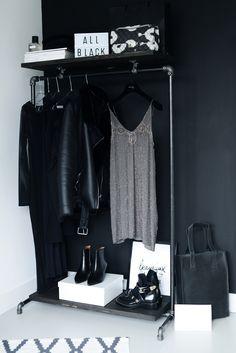 pinterest @Mel Brooks closet