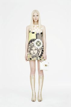 Show Review: Versace Resort 2015 | The Fashion Bomb Blog : Celebrity ...