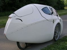 Ocean Cycle's Velomobile 5 by ICE trikes and bikes, via Flickr