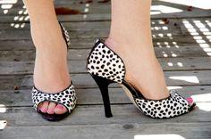 Ponyhair shoes by Manalo Blahnik