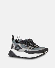 3fae72eff  Eclypse Grey Sneakers