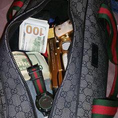 Narco Instagram Cash Bag