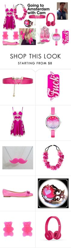 """""""Going to Amsterdam with Cameron Dallas"""" by puppylover32203 on Polyvore featuring Accessorize, Dolce&Gabbana, Salvatore Ferragamo and Nintendo"""