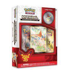 Pokémon Victini Mythical Collection Box