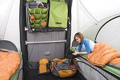 Sylvan Sport Go pop up tent trailer  Set up for two