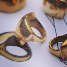 Designs of our Signature Sculpt Ring