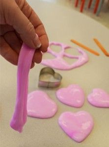 FLUBBER, goop, gak, silly putty Make anytime, rainbow flubber! Fun Activities For Kids, Preschool Projects, Sensory Activities, Sensory Play, Science Projects, Preschool Ideas, Craft Ideas, Homemade Face Paints, Homemade Paint