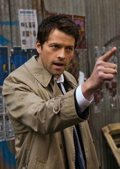 Misha Collins (Castiel, Supernatural)