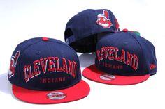 MLB Cleveland Indians Snapback Hat (5)  41a92b8d6b3