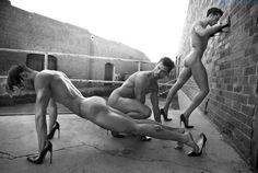 nude mens in heels - Поиск в Google