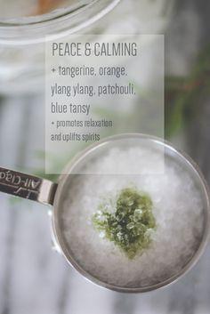 Lesley Graham: Whipped Coconut Body Butter + Peace & Calming Epsom Salt Bath