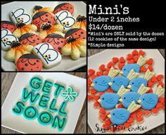 SugarBliss Cookies: Pricing