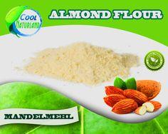 Almondflour, Mandelmehl BIO LowCarb 750g
