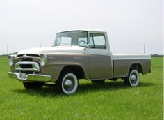 1957 International A-Line Golden Jubilee