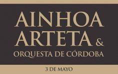 Concierto de Ainhoa Arteta & la Orquesta de Córdoba en los Jardines del Alcázar de Córdoba 3 Mayo