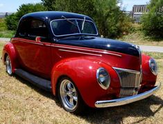 1939 Ford Deluxe Coupe - $67,500.00 - by StreetRodding.com Buy, Sell, Trade at…