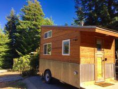 Mac Shack THOW skalními horskými drobnými domy 001