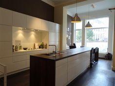 Appartement à vendre à Ixelles - 3 chambres - 200m² - 695 000 € - Logic-immo.be - Dans une belle maison du début du siècle, à proximité de l'avenue Louise, superbe duplex avec jardin développant une superficie de +/- 200m². Entièrement rénové avec goût et des matériaux de qualité, ...