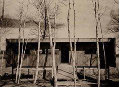 The Doris Caesar Cottage, 1952—Marcel Breuer