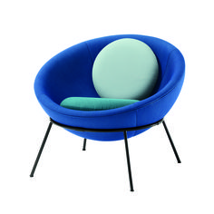 Revival of the Fittest: The Lina Bo Bardi Bowl Chair Is Back #homedecor #posh #lux #luxury #homedesign