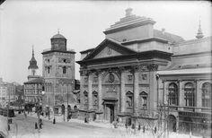 Kościół św. Anny fot., źr. Warszawa Przedwojenna