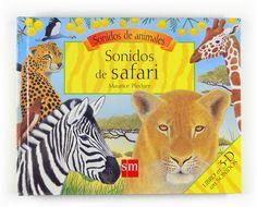 Abre este libro e sentiraste como si estiveras na sabana africana. Contén extensa información sobre os incribles animais que viven en África, pop-ups e poderás oír os sonidos da sabana.
