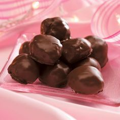 Chocolate Coconut Candies Recipe from Taste of Home -- shared by Mary Ann Marino of West Pittsburgh, Pennsylvania