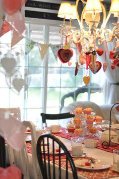 Valentine's Day Tea Party