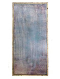"Rivet Mirror - Aidan Gray - Floor Mirror 20""W x 96""H"