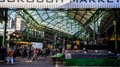 THE ULTIMATE GUIDE TO EATING AT BOROUGH MARKET