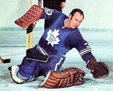 Bruce Gamble Hockey Shot, Women's Hockey, Hockey Games, Hockey Players, Maple Leafs Hockey, Hockey World, Goalie Mask, Good Old Times, Nfl Fans