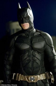 Superheroes...Batman