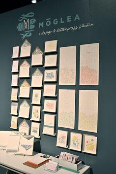 shelving - Ladies of Letterpress by the obsessive imagist, via Flickr