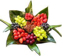 Frutos rojos y fruta para compartir estilazo estilazo.com
