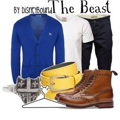 The Beast by lalakay on Polyvore