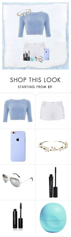 """""""Simple"""" by katiecutie31 on Polyvore featuring Ally Fashion, Cult Gaia, Smashbox, Bobbi Brown Cosmetics, Eos, women's clothing, women's fashion, women, female and woman"""