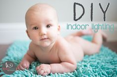 How to take better indoor photos without flash! #kyleeannphotography